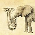 Tuba by Eric Fan