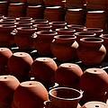 Tubac Pottery Factory by Joe Kozlowski