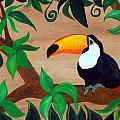 Tucan by Bettina Schneider