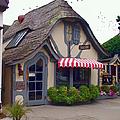 Tuck Box Tearoom - Carmel California by Glenn McCarthy Art and Photography