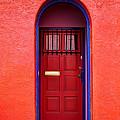 Tucson Doorway by Vivian Christopher