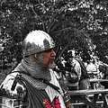 Tudor Knight In Armor  V1 by John Straton