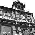 Tudor Style House - Le Mans - France by Cristina Stefan