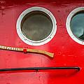 Tug Boat Eyes by Paul Freidlund