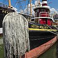Tug Boat  by Zbigniew Krol