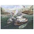 Gale Warning Safe Harbor by Jack Pumphrey