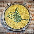 Tughra Symbol 02 by Antony McAulay