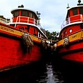 Tugs by Rodney Lee Williams