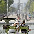 Tuileries 1 by Phil Robinson