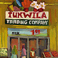 Tukwila Trading Co. by Diane McClary