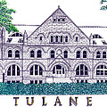 Tulane by Frederic Kohli