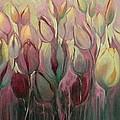 Tulip Mania by Sandra Gotautaite
