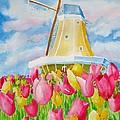 Tulip Time by Karen Stark