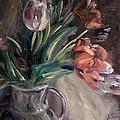 Tulips by Donna Tuten