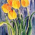Tulips by Sherry Harradence
