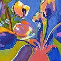 Tulip Variations  by Tanya Filichkin