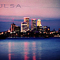 Tulsa Colors by Daniel Kleefeld