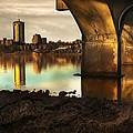 Tulsa Under Bridge 5 by Tim Hayes
