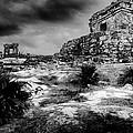 Tulum Ruin by Julian Cook