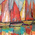 Tuna Boats by Kip Decker