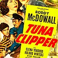 Tuna Clipper, Us Poster, Top From Left by Everett