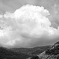 Tunbridge Vermont Storm Cloud Open Edition by Edward Fielding