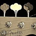 Fender Precision Bass by Chris Berry
