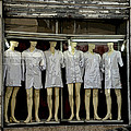 Tunesian Mannequins by Donna Lee Young
