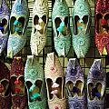 Tunisian Shoes by Donna Corless
