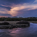 Tuolumne Meadows Sunset by Cat Connor