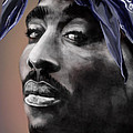 Tupac - The Tip Of The Iceberg  by Reggie Duffie
