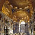 Turkey: Hagia Sopia, 1852 by Granger