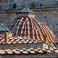 Turkish Bath Dome by Bob Phillips