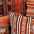 Turkish Cushions 01 by Rick Piper Photography