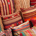 Turkish Cushions 02 by Rick Piper Photography