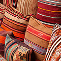 Turkish Cushions 03 by Rick Piper Photography