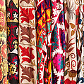 Turkish Textiles 02 by Rick Piper Photography