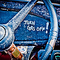 Turn Gas Off by Phil 'motography' Clark