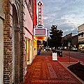 Turnage Theater Grand Opening by Joan Meyland