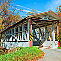 Turner's Covered Bridge by Steve Harrington