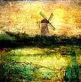 Turning Windmill by Sarah Vernon