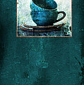 Turquoise Cups by Randi Grace Nilsberg