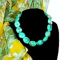 Turquoise Fashion by Diana Angstadt