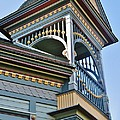 Turret Details by VLee Watson