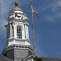 Turret Main Post Office Annapolis by Christiane Schulze Art And Photography