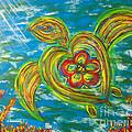 Turtle Love by Susan Cliett