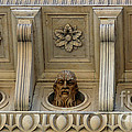 Tuscan Architectural Details by Vivian Christopher