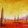 Tuscan Blast by Andrew Sanan