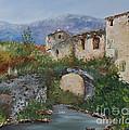 Tuscan Bridge by Andrew Sanan