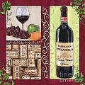 Tuscan Collage 2 by Debbie DeWitt